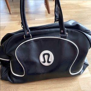 Lululemon rare duffel bag